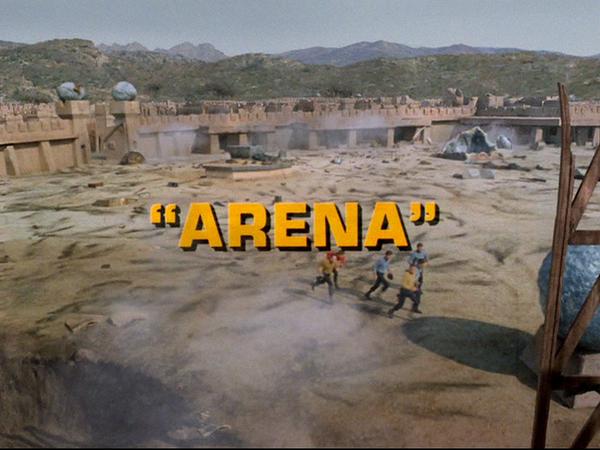 Arena (episode)