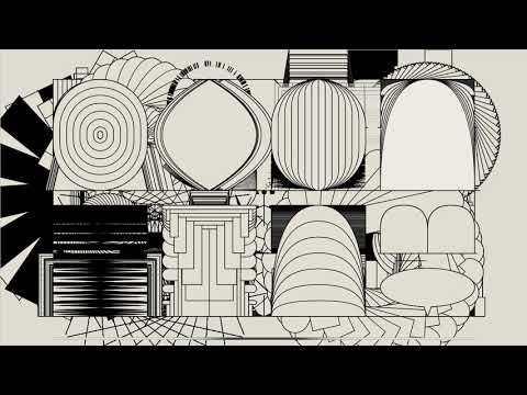 SCRIMSHAW GRAFFITI (Code-Generated Music Video)