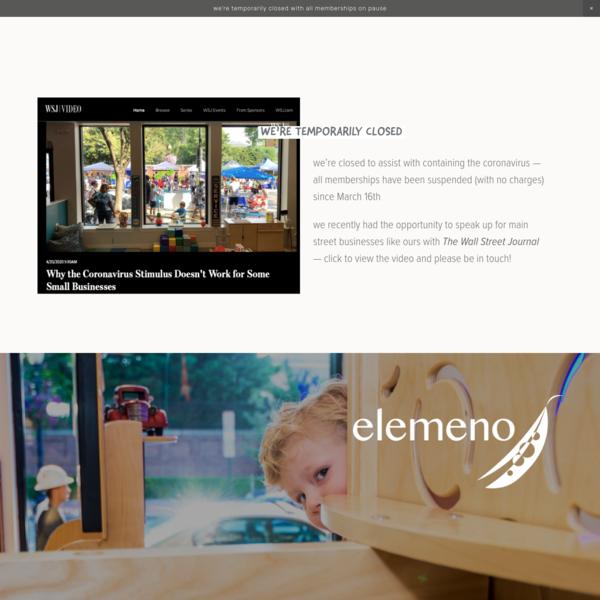 elemeno - play, coworking, parties