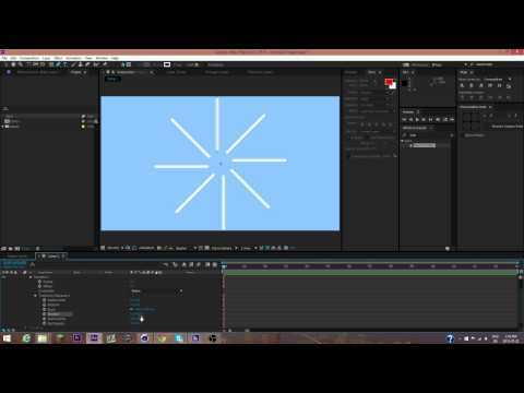 How To Use Repeaters And Trim Paths In After Effects