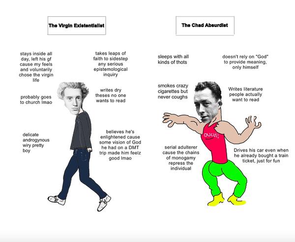 The Virgin Existentialist