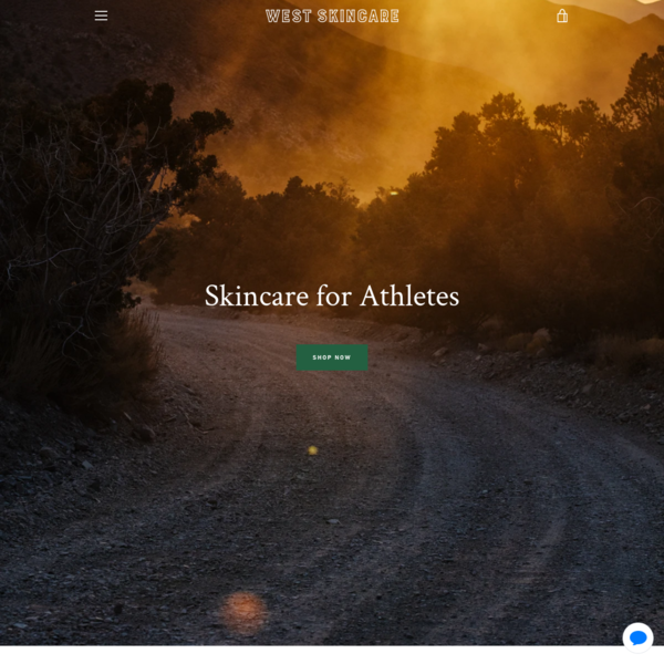 West Skincare | Active pursuits. Active recovery.