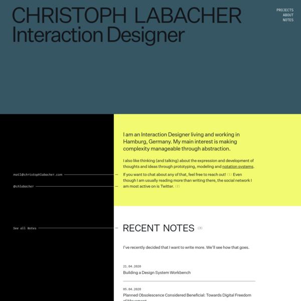 Christoph Labacher