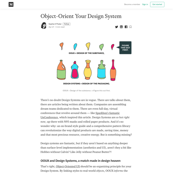 Object-Orient Your Design System
