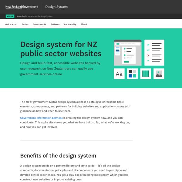 Design System - Alpha