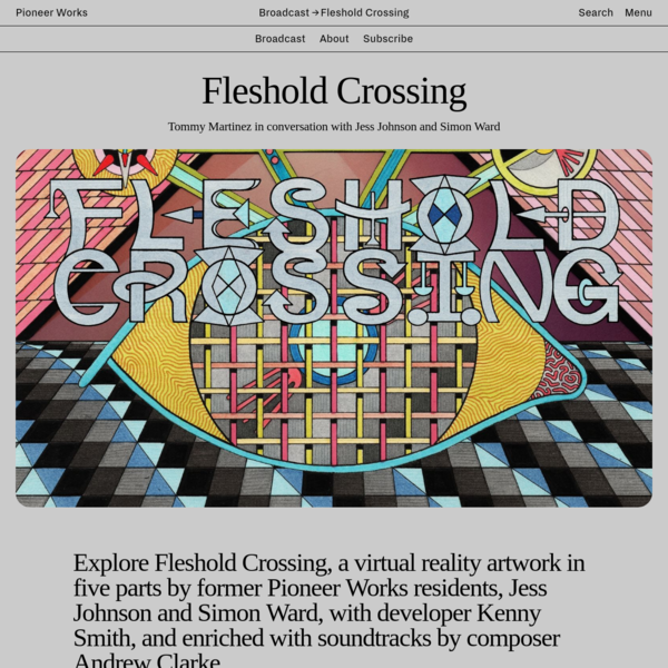 Fleshold Crossing