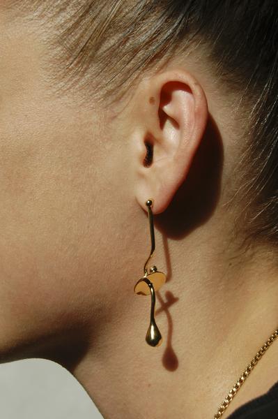 hello goodbye earrings