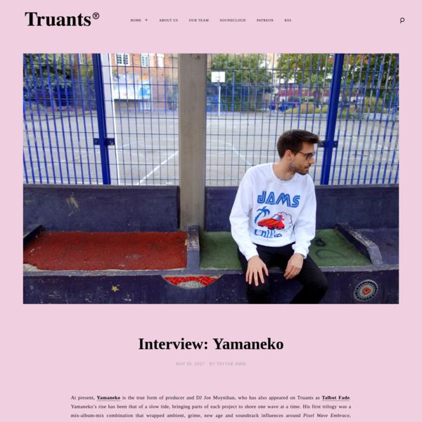Interview: Yamaneko - Truants