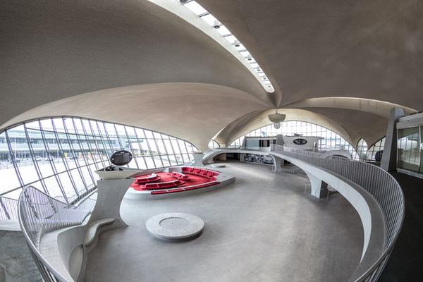 TWA Terminal (1955)