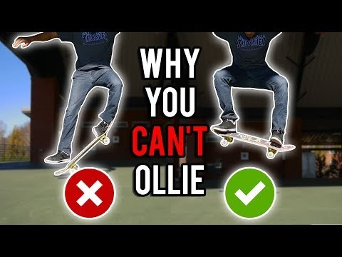 ollie improvement