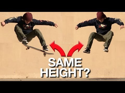 higher ollies