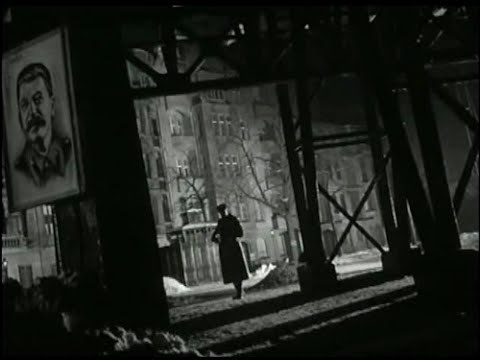British thriller film directed by Carol Reed and starring James Mason, Claire Bloom, Hildegard Knef and Geoffrey Toone. A British woman on a visit to post-war Berlin is caught up in an espionage ring smuggling secrets into and out of the Eastern Bloc.