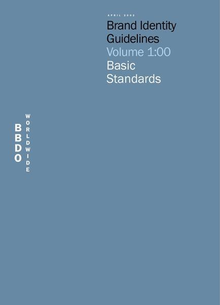 BBDO Brand Book