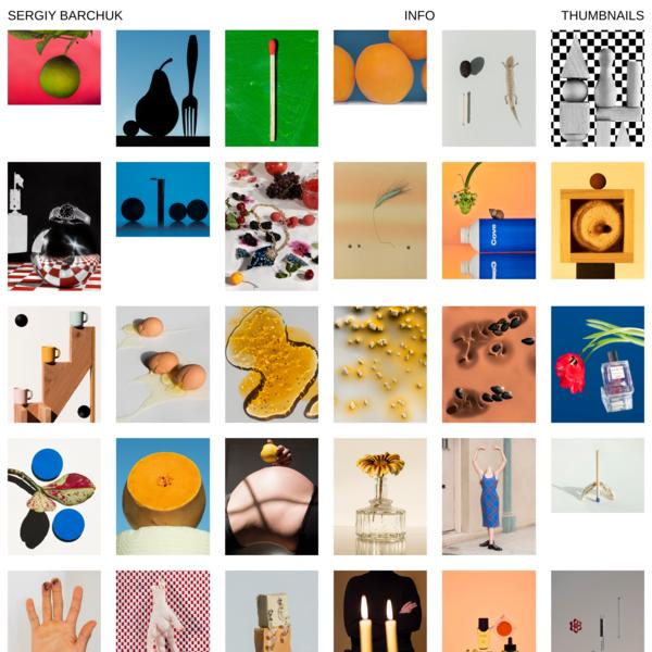 Thumbnails – Sergiy Barchuk