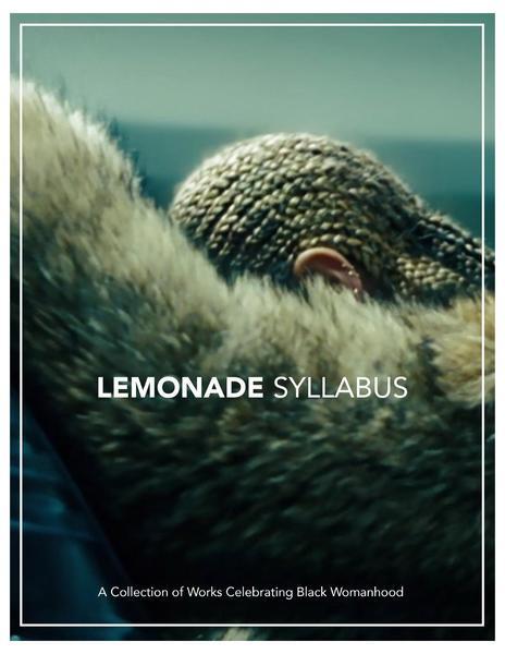Lemonade Syllabus