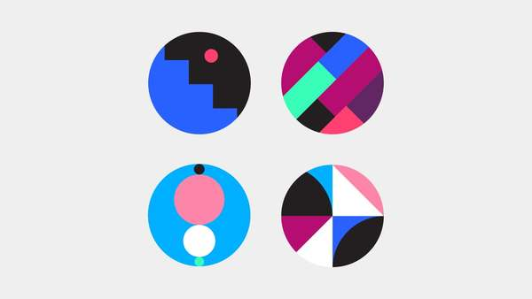 While working on the Material Design team at Google, I collaborated with Art Director Rachel Been and animated a sticker set designed by Derek Kim. This is a personal edit I put together showcasing them. Special thanks to Adam Grabowski for his inventive coding help. So much time and so little to do.