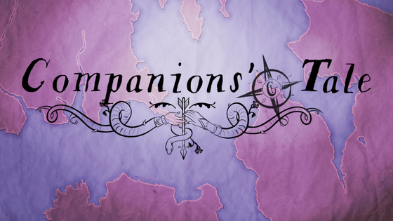 Companions' Tale-an epic game of map-making & storytelling