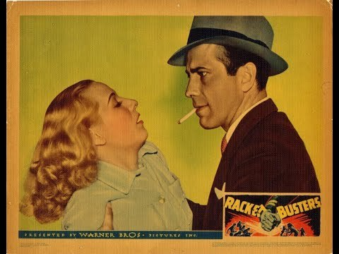 Racket Busters (1938) Humphrey Bogart