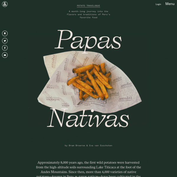 Papas Nativas - Emergence Magazine