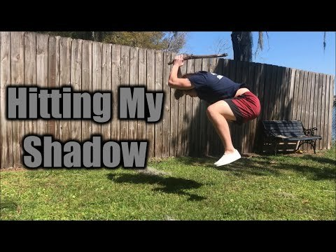 Hitting my Shadow with a Stick