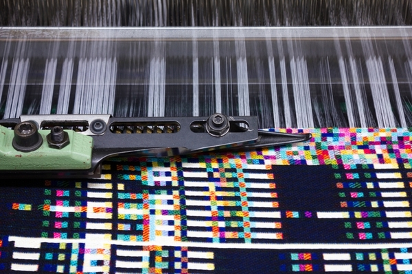 Phillip Stearns, hidden process of personal computing into pixelated designs