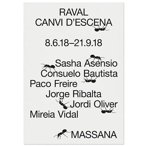 La darrera exposició d'aquest any se centra en el barri del Raval. Inaugurarem el divendres 8 de juny a les 19:00h! Cartell ...