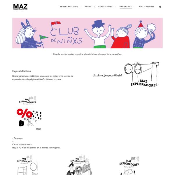 MAZ | Club de Niñxs