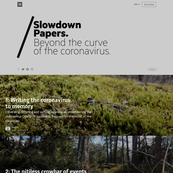 Slowdown Papers - Medium