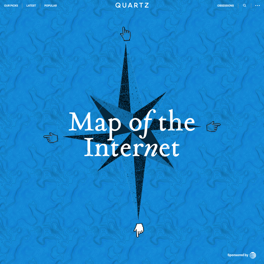 Quartz's new series on the cables, wires, and machines that connect the world.