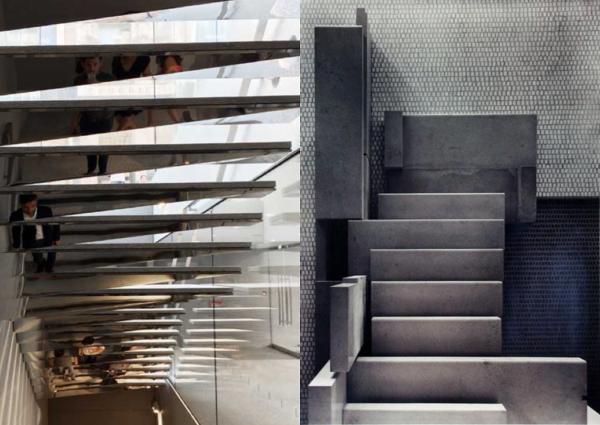 Foster + Partners - Apple - Milan : Carlo Scarpa - Olivetti - Venezia