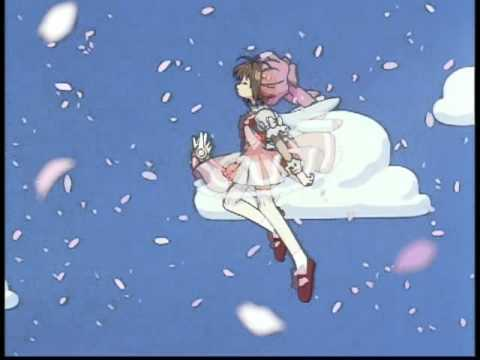 """This is textless version of the opening theme song for the original """"Cardcaptor Sakura."""""""