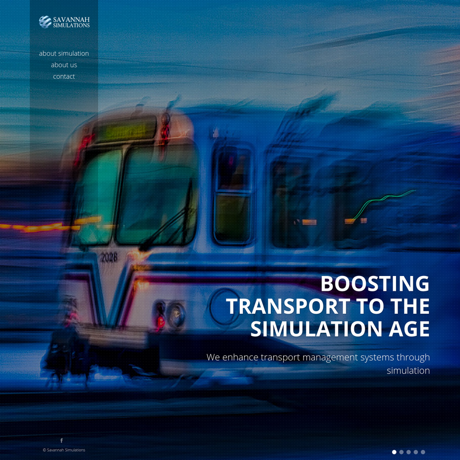 Savannah Simulations provides high-end simulation software and services for pedestrian and passenger simulation