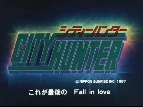 City Hunter - OP JAP 1
