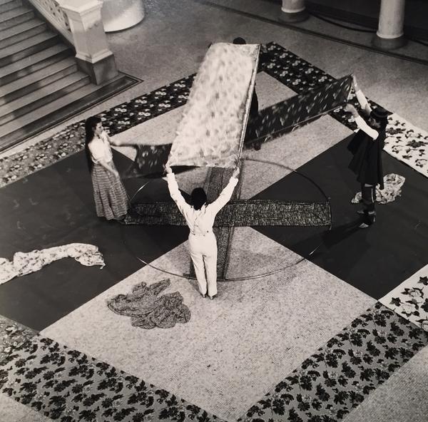 Tina Girouard, Pinwheel (1977)