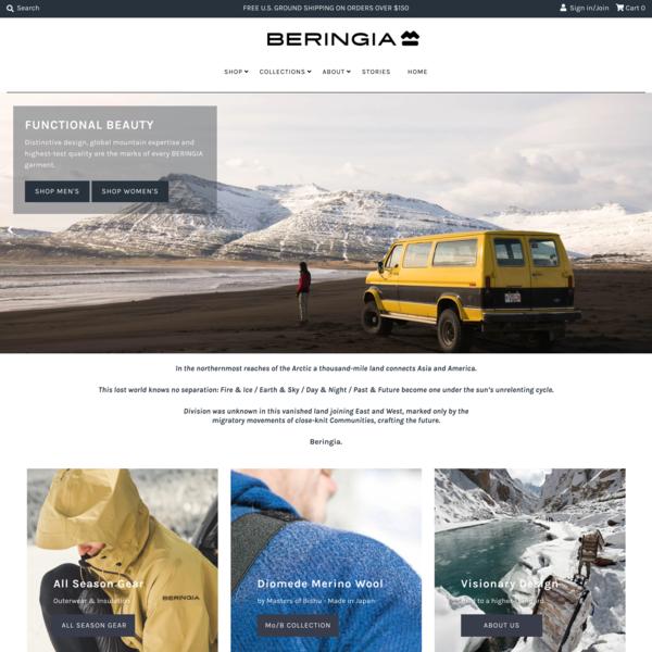 Beringia World - Home