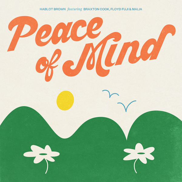 """Hablot Brown —""""Peace of Mind"""" cover art by Nate Mandreza"""