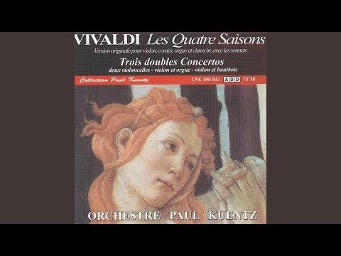 "Les quatres saisons, Op. 8, Concerto pour Violon No. 4 in F Minor, RV 297 ""L'hiver"": I. Allegro..."
