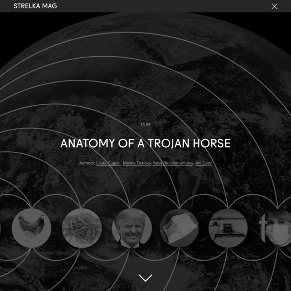 Anatomy of a Trojan Horse