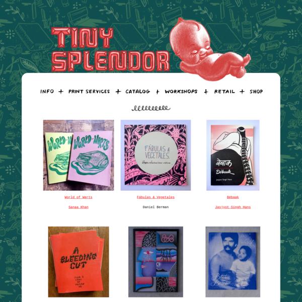 Tiny Splendor | Home