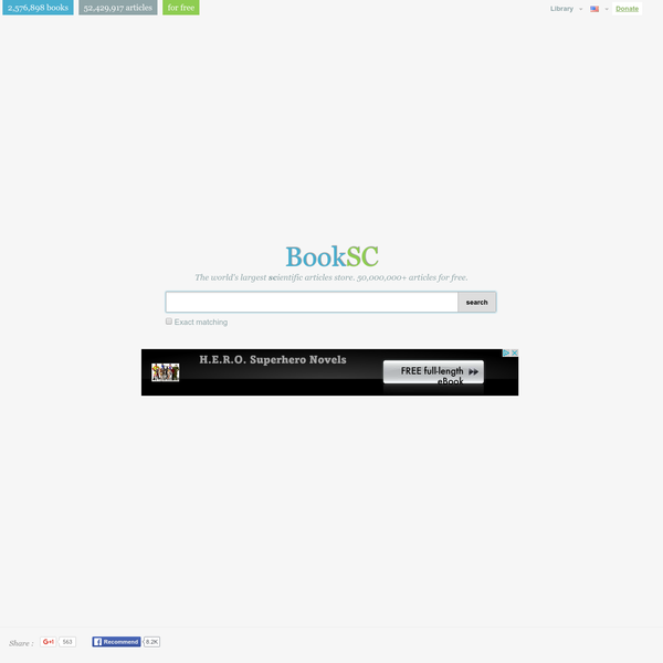 Electronic library. Download articles free. Finding articles | booksc. Download books for free. Find books