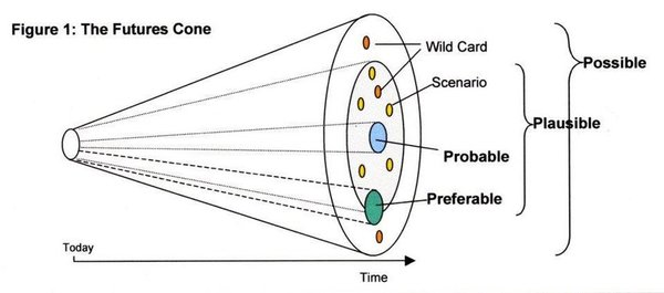 The cone of plausibility, adapted from Taylor, 1993