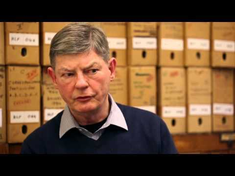 Boyd Rayward talks about the Mundaneum and Paul Otlet