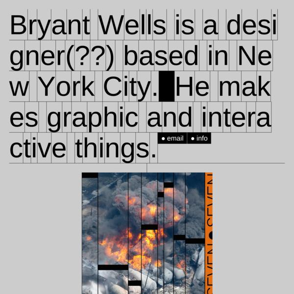 Bryant Wells