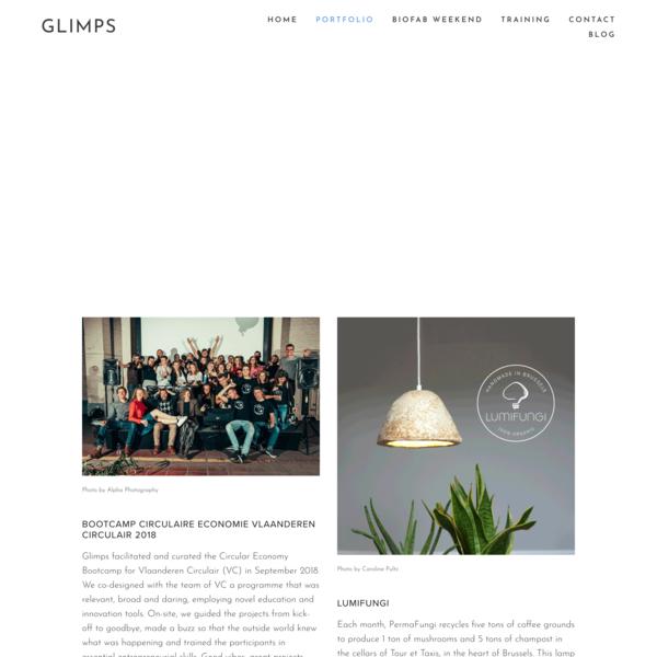 Portfolio — GLIMPS