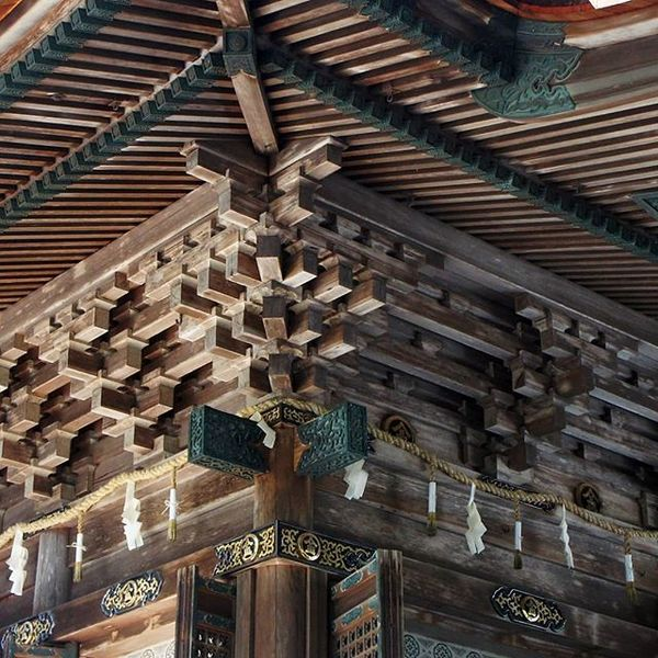 Kotohira-gu is a sacred mountain Shinto shrine in Kagawa Prefecture. One fascinating feature of the shrine is the way it was...