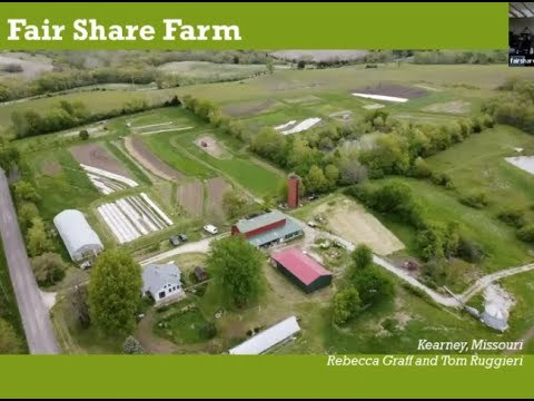 Soil Health Practices at Fair Share Farm Presentation