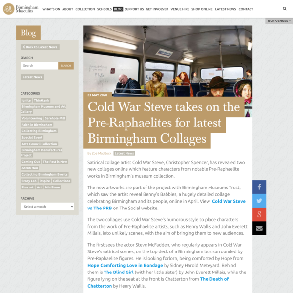 Blog | Birmingham Museums
