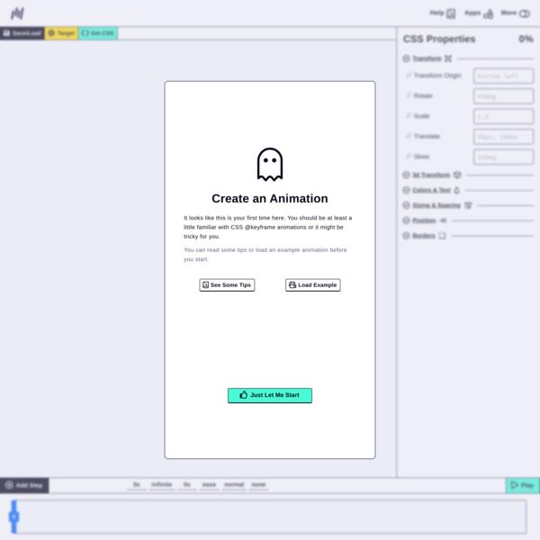 Keyframes.app | CSS Toolbox