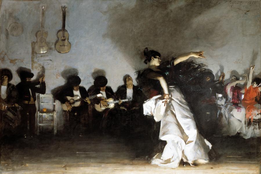 El Jaleo, by John Singer Sargent