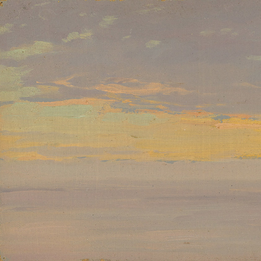 This exhibition presents paintings, films, drawings, photographs, and installations from three different centuries. The theme is clouds. Clouds are part of the daily weather forecast, yet also symbolize the unreachable heavens above. They stand for the now, but also for the eternal. In the 19th century people looked at the sky very differently from how we do today.